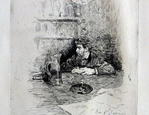 Retrato del pintor Zamacois