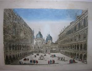 Le Palais du Doge de Venise