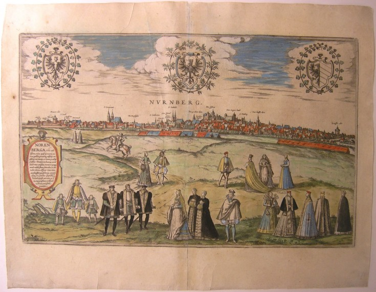 Vista de Nurnberg
