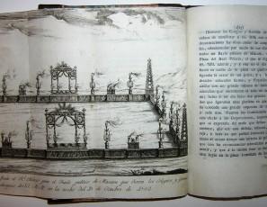 Relacion de las diversiones, festejos públicos y otros acaecimientos que han ocurrido en la ciudad de Barcelona, desde el 11 de Setiembre hasta principios de Noviembre de 1802, con motivo de la llegada de SS. MM. y AA. á dicha Ciudad