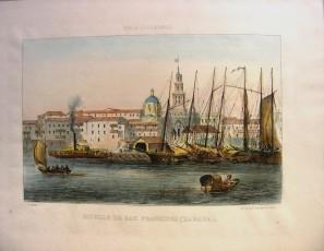 Muelle de San Francisco (Habana)