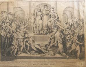 La Nación Española invadida pérfidamente en 1808, por Napoleón Bonaparte, se arma combate y vence, en defensa de su Rey, de su Religión, y Patria