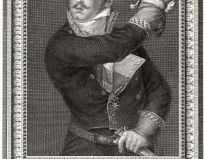 El Mariscal de campo D. Martin de la Carrera