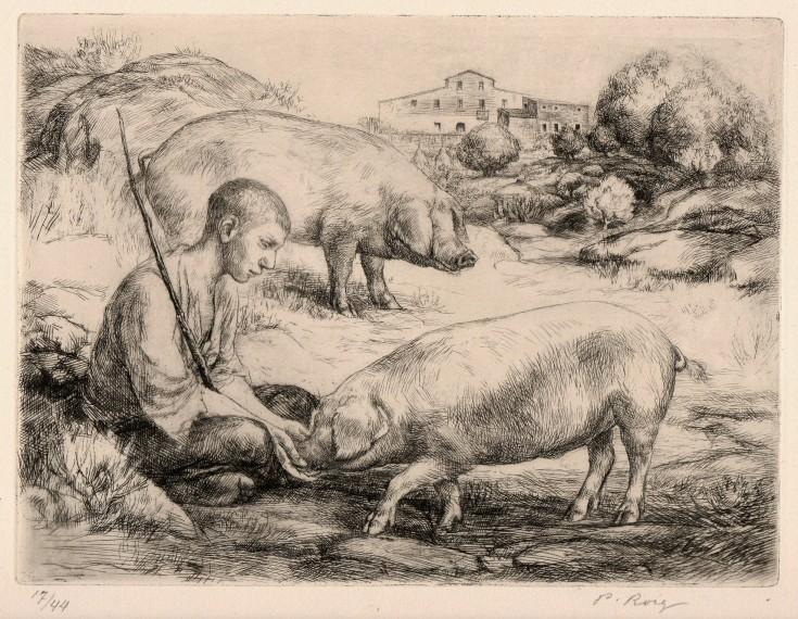 Le porcher