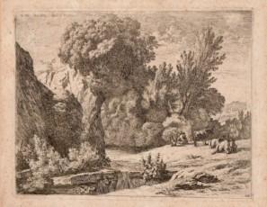 El pastor y los bueyes