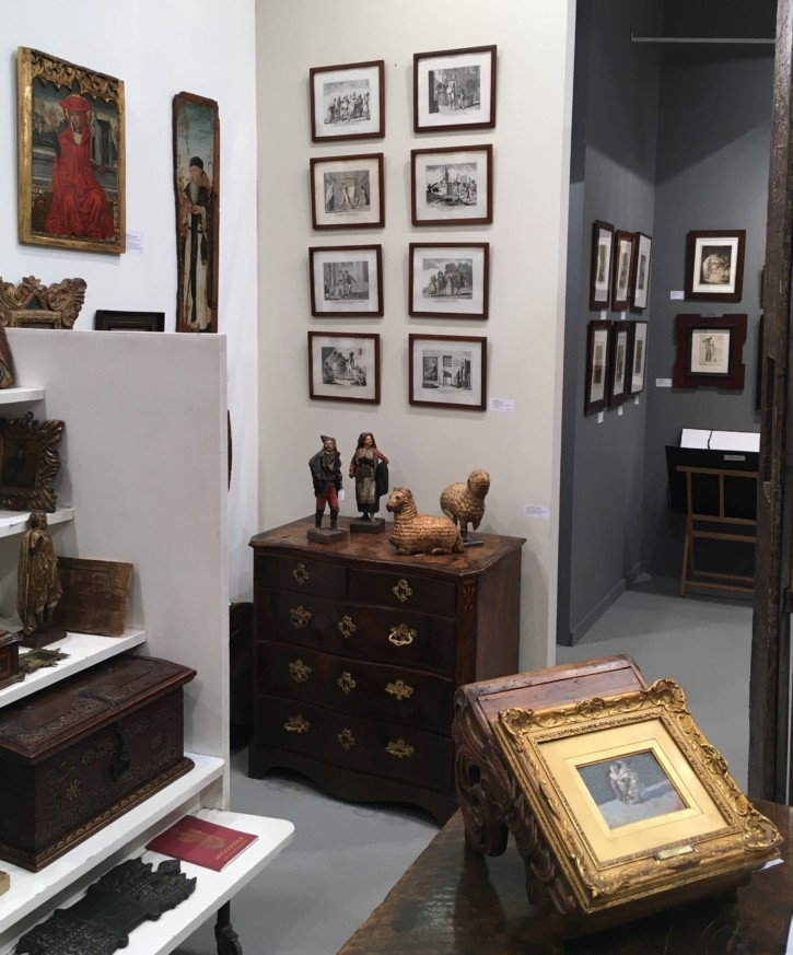 FERIARTE. Feria de Arte y Antigüedades de Madrid. IFEMA. 2017 () - 18 Noviembre, 2017 - 26 Noviembre, 2017