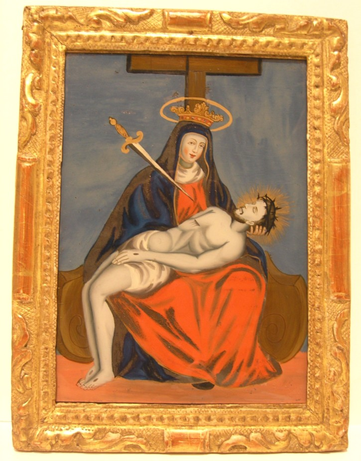Virgin with Christ