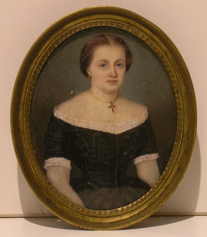 Portrait of a dame