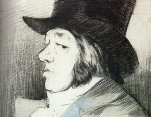 Retrato de Goya