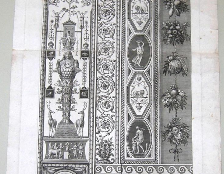 Loggie de Rafael en el Vaticano
