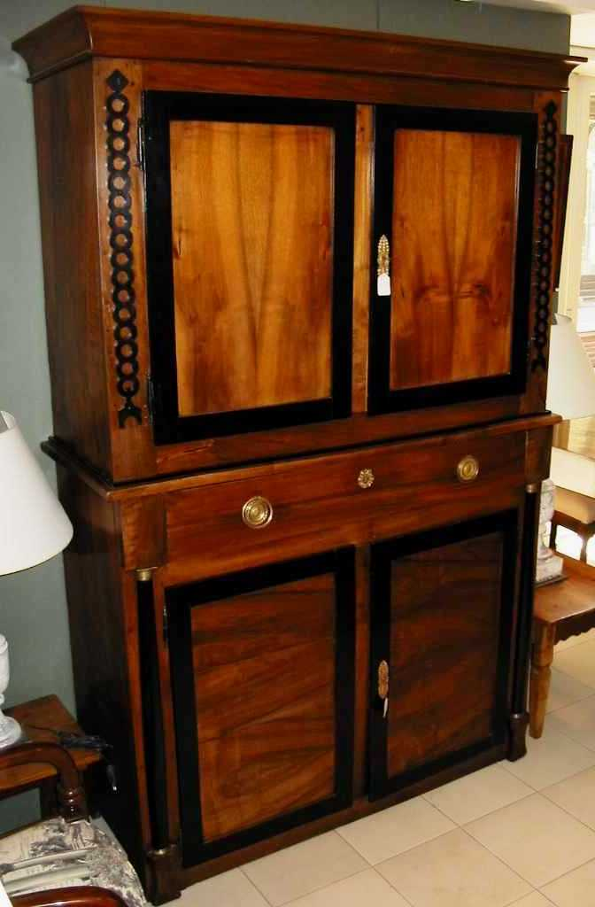 Imperian cherrywood cupboard