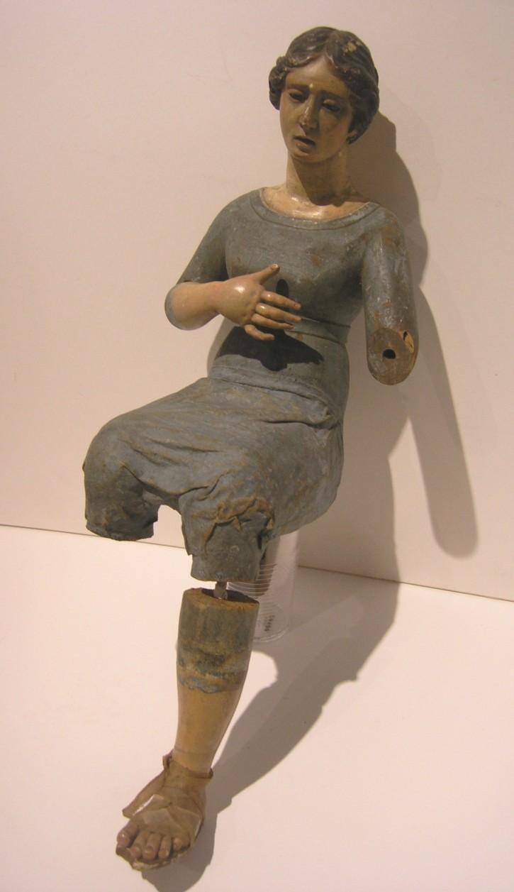 Virgen de vestir () -  - [Cataluña, XIX, Madera, Últimas adquisiciones]