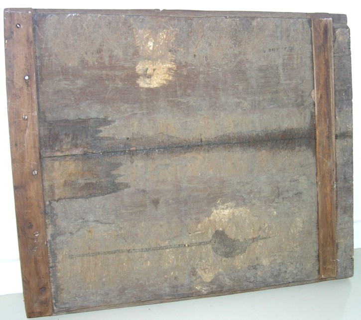 Christsving souls from Purgatory (Anónimo) - First half 16th century - [Religion, Spain, XVI, Oil, Wood, Without frame]