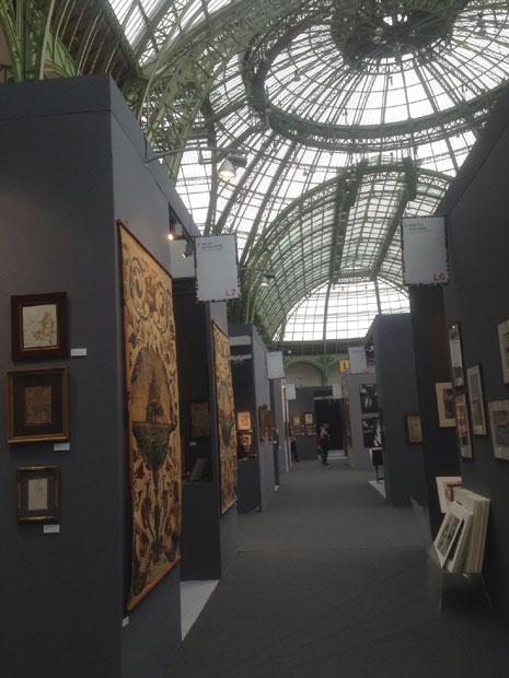Salon International de l'Estampe et du Dessin. GRAND PALAIS. PARIS. 2016 () - 6 Abril, 2016 - 9 Abril, 2016