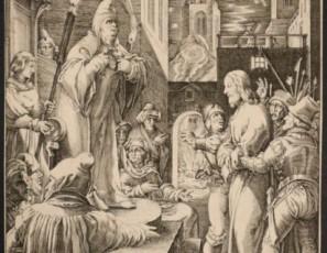 Cristo ante Caifás